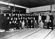 大正6年、第3回関西遠征勝利記念