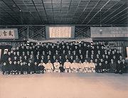 昭和11年、卒業生送別大会記念