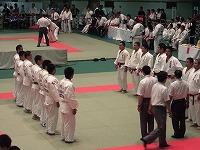 平成19年6月23日 第56回全日本学生柔道優勝大会出場