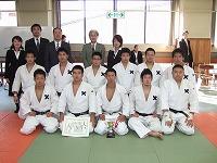 平成19年12月16日第49回東京学生柔道二部優勝大会準優勝