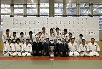 平成20年11月23日、第60回早慶対抗柔道戦で29年ぶりに優勝。