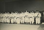 昭和38年春、戦後初のアメリカ遠征、Fresnoにて