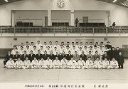 昭和53年、第30回早慶対抗柔道戦で、5人残しの大勝、19年ぶりの勝利。
