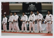平成18年6月24日、第55回全国学生柔道優勝大会に26年ぶりに出場。(日本武道館)