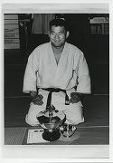 昭和39年5月1~2日、第12回全米柔道選手権にて、植村剛太郎先輩がグランドチャンピオン戦優勝(全階級制覇)