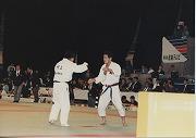昭和63年、第7回全日本学生柔道体重別選手権大会-71kg級に石本千明選手出場