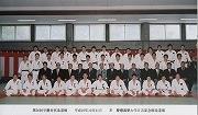 平成16年10月31日、第56回早慶対抗柔道選(於慶應義塾大学柔道場)