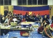 平成17年度柔道祭風景
