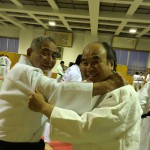 昭和44年渡辺先輩と昭和45年前田先輩